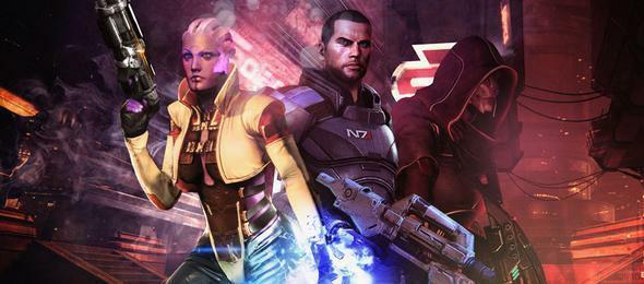 Mass Effect muss ich einen neuen Executive Producer suchen