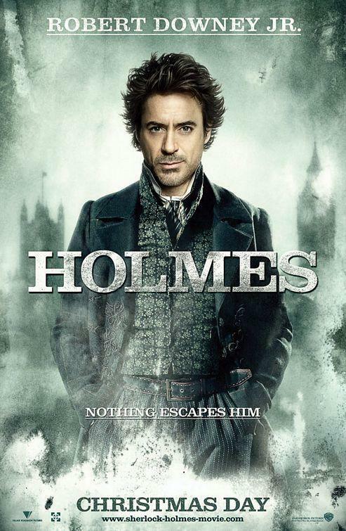 Sherlock Holmes Serien