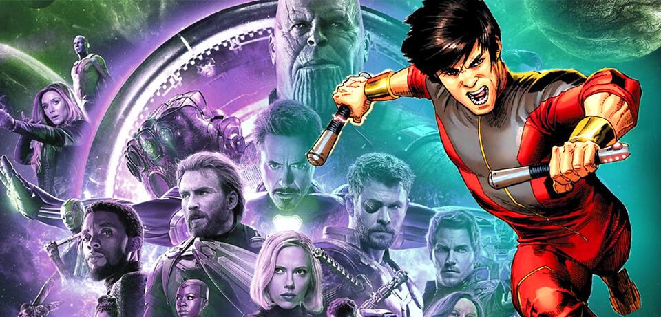 Avengers 3/Shang-Chi