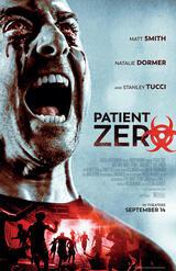 Patient Zero - Poster