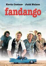 Fandango - Poster