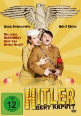 Hitler geht kaputt - Poster