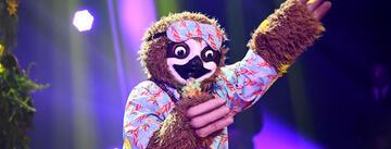 Einfach am Besten: Das Masked Singer-Faultier