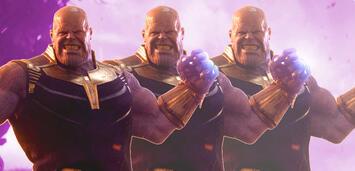 Bild zu:  Infinity War