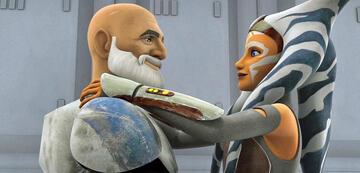 Ahsoka und Rex (Star Wars Rebels)
