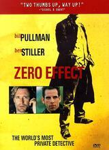 Zero Effect - Poster