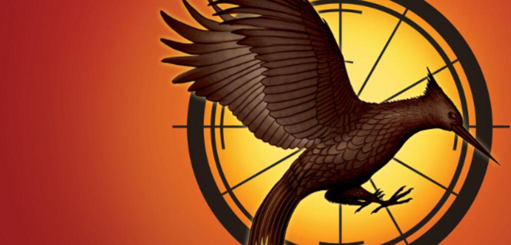 Catching Fire - Suzanne Collins'  Sequel zu Hunger Games