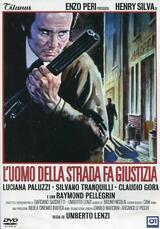 Manhunt in the City - Poster
