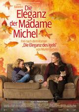 Die Eleganz der Madame Michel - Poster