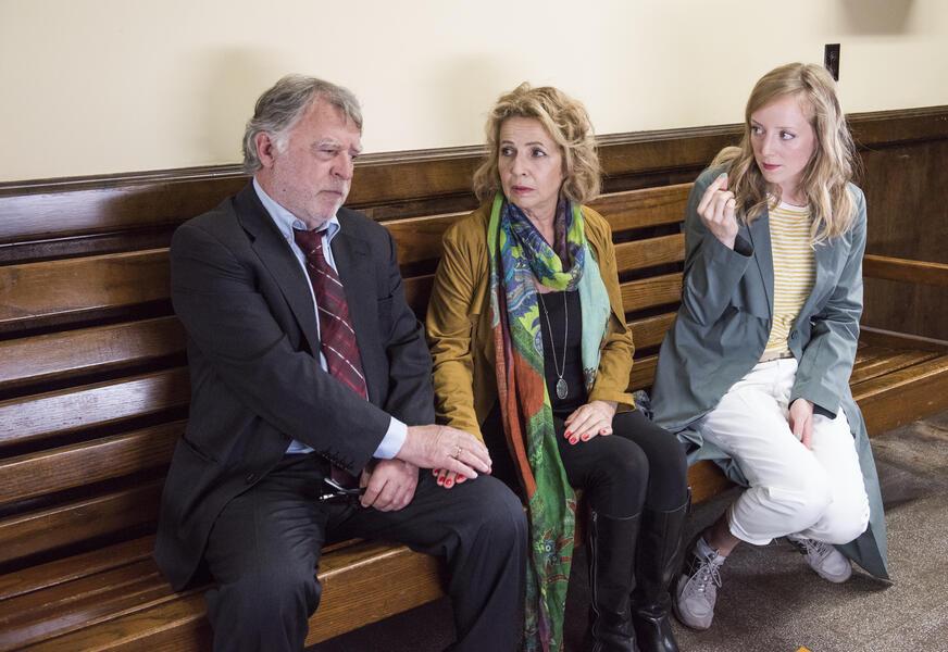 Katie Fforde: Meine verrückte Familie mit Michaela May, Andreas Schmidt-Schaller und Kristina Pauls