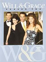 Will & Grace - Staffel 2 - Poster