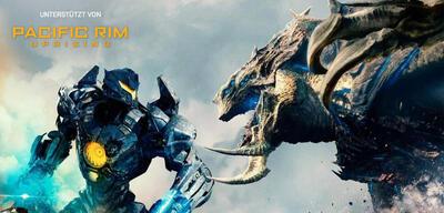 Jaeger gegen Kaiju in Pacific Rim 2: Uprising