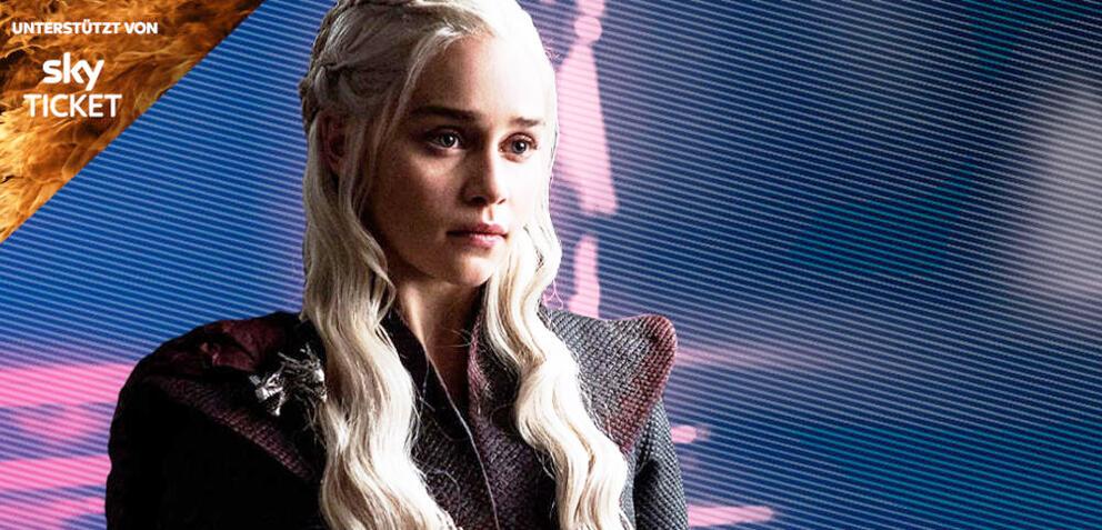 Daenerys in Staffel 8 von Game of Thrones