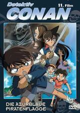 Detektiv Conan: Die azurblaue Piratenflagge - Poster