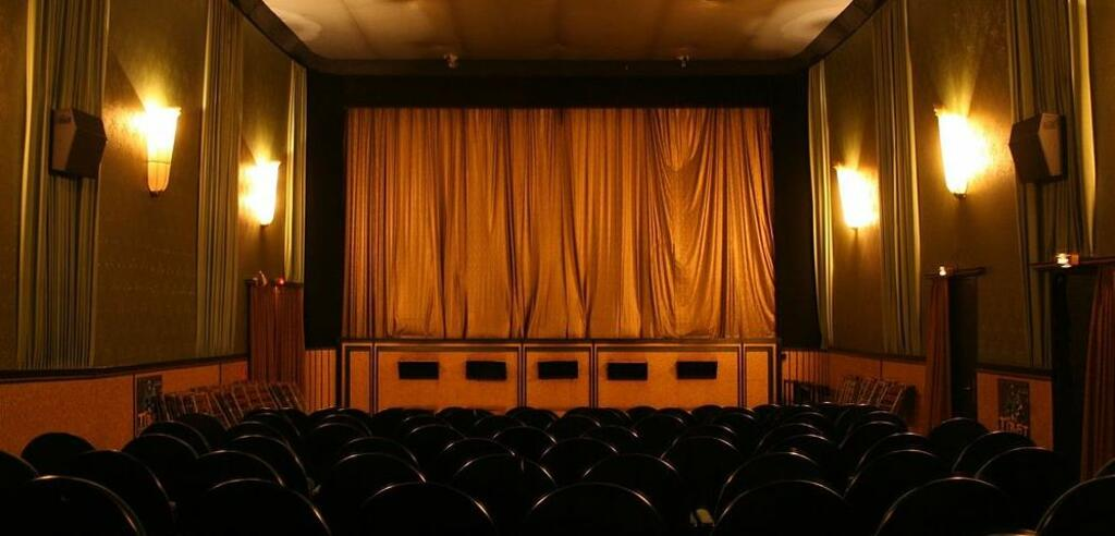 Kinosaal der Wied Scala