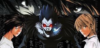 Die Anime-Serie zum Mangahit Death Note