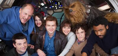 Regisseure und Darsteller des Han Solo-Films