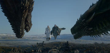 Game of Thrones: Drachen in Staffel 8