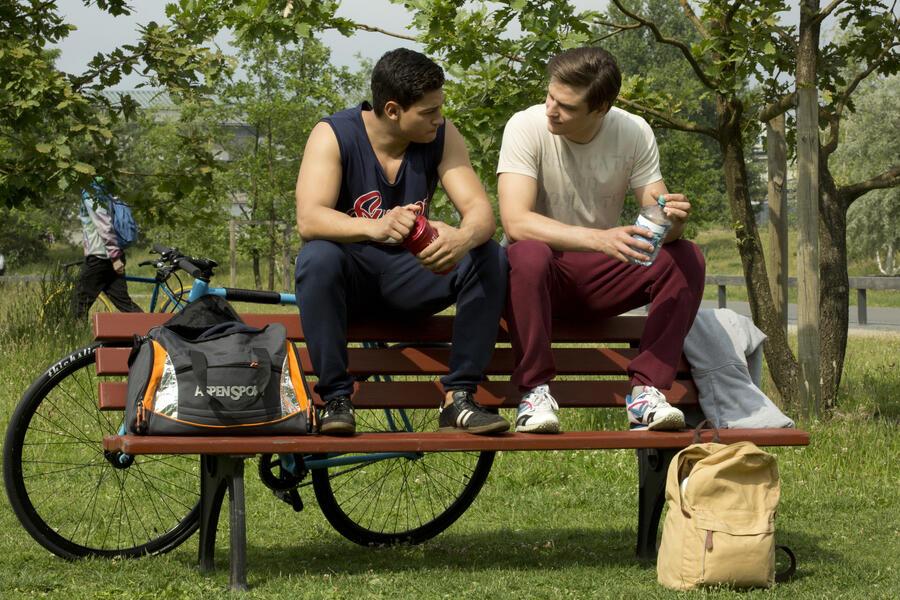 Ferien vom Leben mit Daniel Axt und Emilio Sakraya