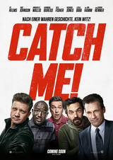 Catch Me! - Poster