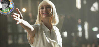 Schöne neue Streaming-Welt: Tilda Swinton in Okja
