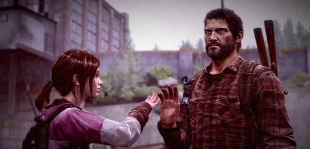 High Five für The Last of Us