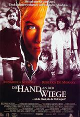 Die Hand an der Wiege - Poster