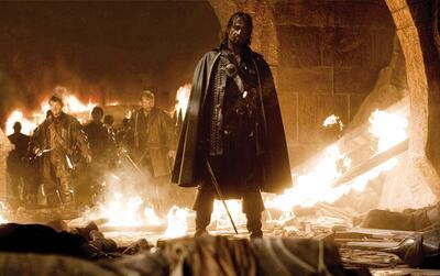 Solomon Kane - Feuer und Flamme