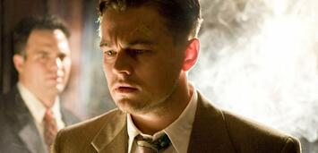 Bild zu:  Ist selbst noch ganz baff: Leonardo DiCaprio in Shutter Island
