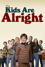 The Kids Are Alright - Poster