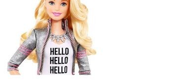 Bild zu:  Zumindest bei Kindern erfreut Hello Barbie sich großer Beliebtheit