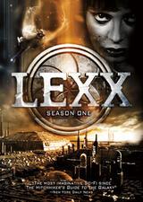 Lexx - The Darkzone - Poster