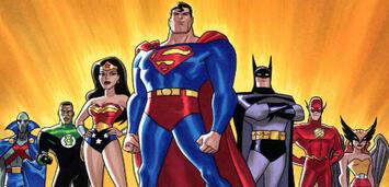 Bild zu:  Immer mehr Informationen zu der Justice League sickern hindurch