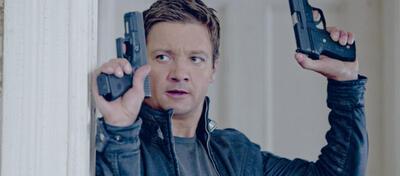 Nicht nur als Bourne ist Jeremy einfach der Renner