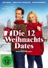 Die 12 Weihnachts-Dates - Poster