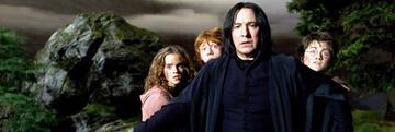 Harry Potter und der Gefangene von Askaban: Snape und das Trio