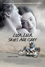 Liza, Liza, Skies Are Grey - Poster