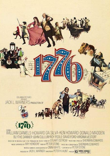1776 - Rebellion und Liebe
