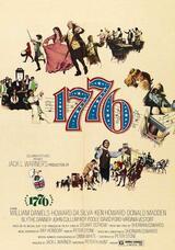 1776 - Rebellion und Liebe - Poster