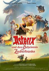 Asterix und das Geheimnis des Zaubertranks Poster