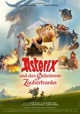 Asterix und das Geheimnis des Zaubertranks - Poster