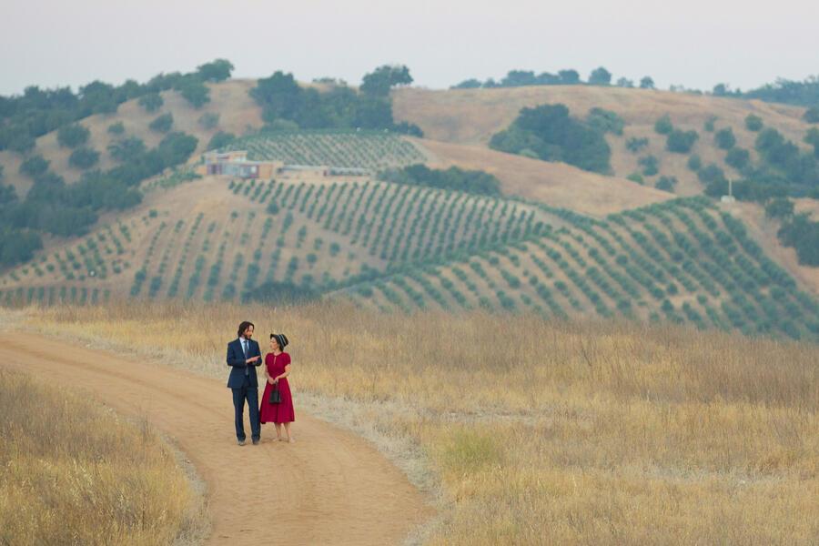 Destination Wedding mit Keanu Reeves und Winona Ryder