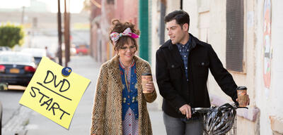 Hello, My Name Is Doris mit Sally Field und MaxGreenfield