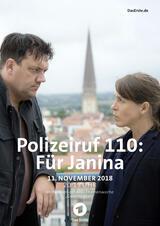Polizeiruf 110: Für Janina - Poster