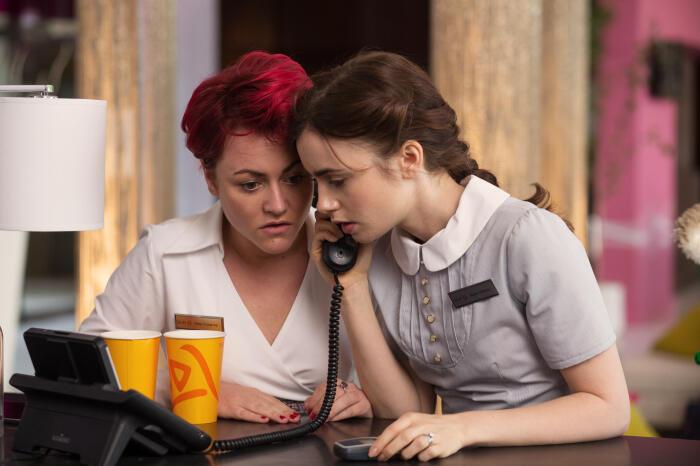 Love, Rosie - Für immer vielleicht mit Lily Collins