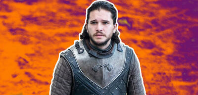 Kit Harington als Jon Snow in Game of Thrones