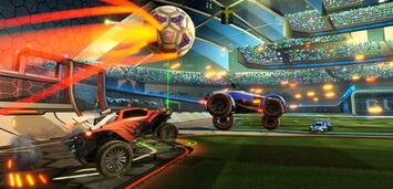 Bild zu:  Rocket League rockt Steam
