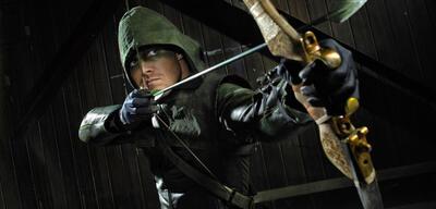 Arrow mitStephen Amell