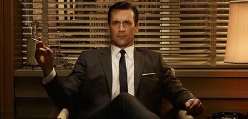 Don Draper in Mad Men