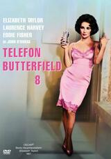Telefon Butterfield 8 - Poster